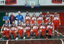 Basquet: primera victoria del conjunto masculino de Burzaco Futbol CLub