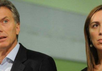 Cae la imagen de Vidal y de Macri