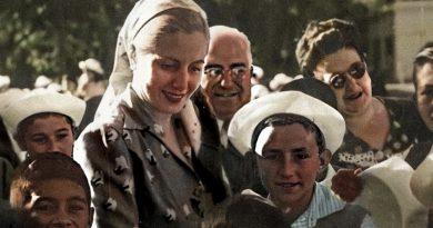 69° Aniversario del fallecimiento de Evita Perón