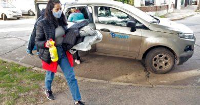 Operativo Frío: El Municipio refuerza la asistencia a personas en situación de calle