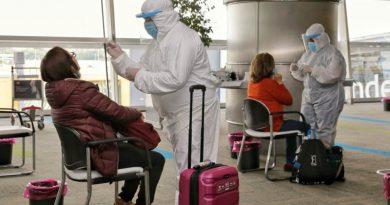 Identifican la variante Delta en la Argentina en una persona que llegó desde Estados Unidos